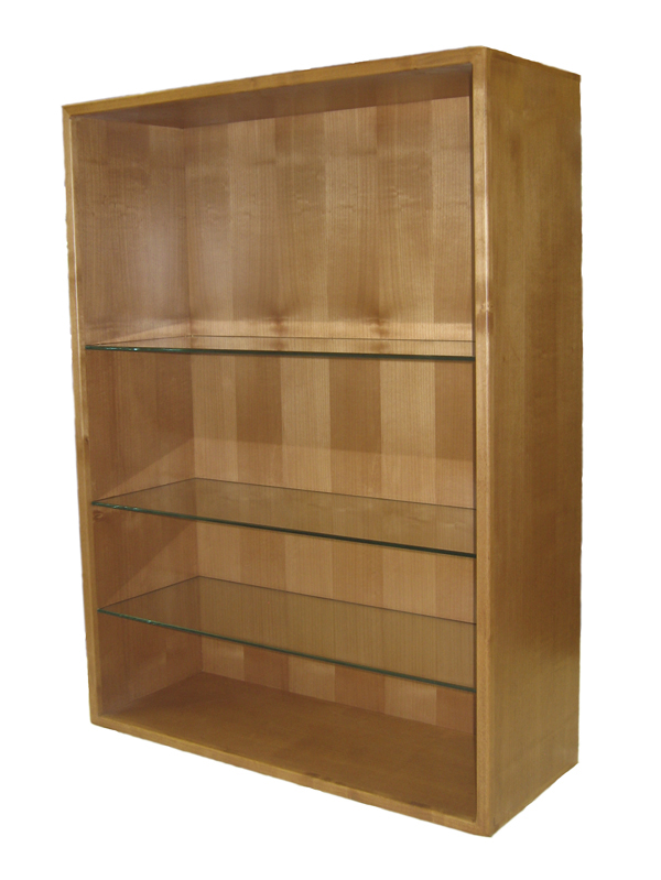 Bar Glass Storage Shelving Unit